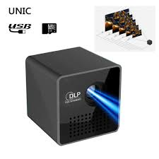 mini home theater unic p1 mini led projector dlp home theater wholesale