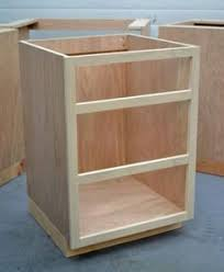 building kitchen base cabinets fantastic tutorial building base cabinets ana white best made