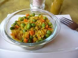 cuisine lentille curry de lentilles corail aux petits pois au fil du thym
