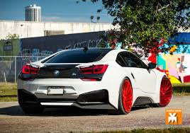 Bmw I8 On Rims - bmw i8 on vossen by momoyak by momoyak on deviantart