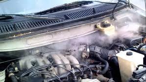 mercury villager exhaust leak youtube