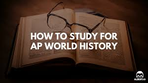 how to study for ap world history albert io