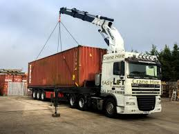 crane hire easy lift freight solutions