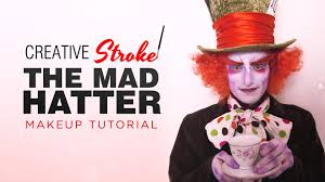 johnny depp u0027s the mad hatter alice in wonderland makeup tutorial