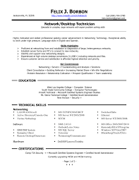 Technology Skills Resume Examples Format Resume Format For Computer Operator