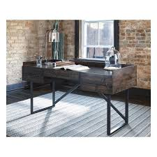 ashley furniture desks home office h633 27 ashley furniture starmore brown home office desk