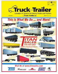 truck and trailer march 2017 by annex newcom lp issuu