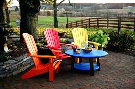 patio ideas can you spray paint wooden outdoor furniture