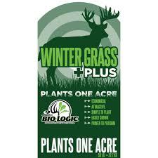 biologic winter grass plus 50 lb by biologic at mills fleet farm