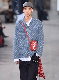 confirmed louis vuitton x supreme is now a reality