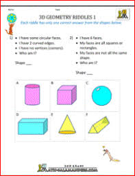 geometry puzzle worksheets free worksheets library download and