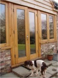 Oak Patio Doors See Your World Through Bespoke Hardwood Windows And Doors Sussex