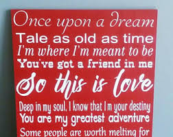 wedding quotes disney disney etsy