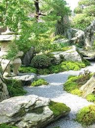 Rock Garden Japan Rock Garden River Rock Garden River Rock Garden Edging Photo