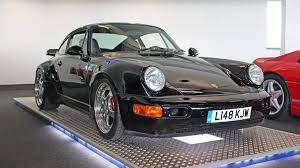 Porsche 911 Diesel - rare porsche 911 turbo s leichtbau gets into bidding war