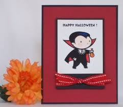 halloween card crafts and lots of other handmade card ideas