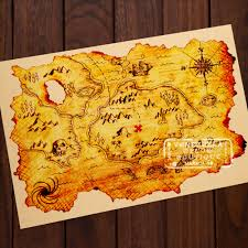 Classic Maps Aliexpress Com Buy Bitterness To Treasure Hunt Game Map Classic