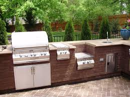 Outside Kitchen Design Let U0027s Eat Out 45 Outdoor Kitchen And Patio Design Ideas