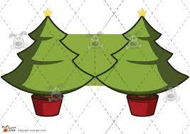 pet christmas tree card templates premium printable classroom