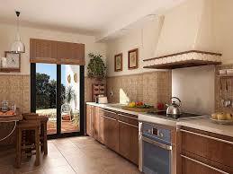 contemporary kitchen wallpaper ideas beautiful and big kitchen interior design decobizz com