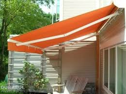 Material For Awnings Best 25 Retractable Awning Ideas On Pinterest Sun Shade Fabric
