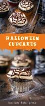 healthy keto halloween cupcakes the ketodiet blog