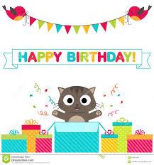cat birthday party invitations cimvitation