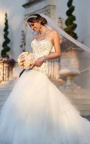 stella york drop waist wedding dress style 6049 2376721 weddbook