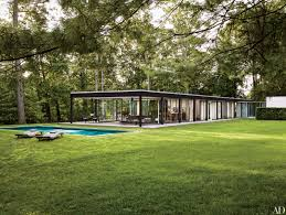 glass houses with a clear sense of style glass house design