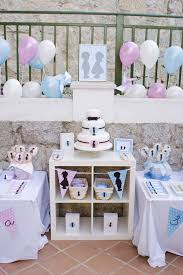 Baby Shower Outdoor Ideas - baby shower idea for twins 6 outdoor party in pink and blue