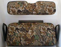 27 best golf cart custom seat cushions and seat covers images on