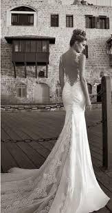 robe mari e sirene dentelle vente en gros 2014 galia lahav été dentelle blanche dos nu robe de