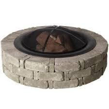 Fire Pit Liners by Review Fire Pit Liner Home Depot Garden Landscape