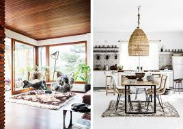 Bohemian Dining Room Trend Report Moody Boho Interiors Are The Next Big Thing