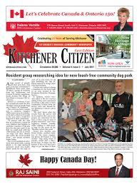 kitchener citizen east edition july 2017 by kitchener citizen