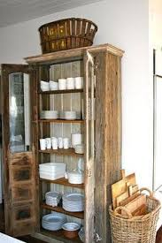 Kitchen Dish Cabinet Common Ground Ideas On Styling A Cabinet Or Cupboard Top