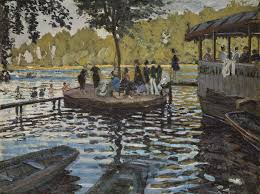 the monet family in their garden at argenteuil impressionism art and modernity essay heilbrunn timeline of