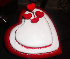 birthday cake on valentine day cake pictures