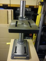review u2013 axminster awbrd550 bench radial drill u2013 first impressions