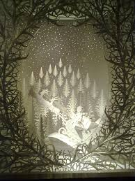 stunning laser cut paper window display laser cut inspiration