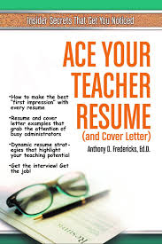 Best Resume And Cover Letter Books by College Visits U2014 Anthony D Fredericks
