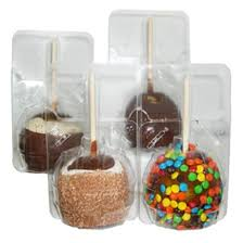 caramel apple boxes wholesale plastic apple bubbles