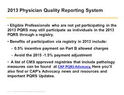 pqrs registries cap org v 2014 pqrs and vbm programs jonathan l myles md fcap