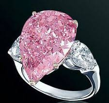 Pink Diamond Wedding Ring by Pink Diamond Wedding Ring Ebay