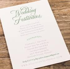 Regency Wedding Invitations Botanical Custom Letterpress Wedding Invitations