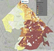 Walter Reed Map How Segregation Shaped Dc U0027s Northernmost Ward U2013 Greater Greater