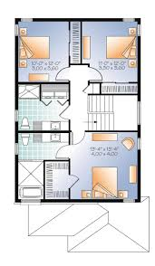 35 best modern floor plans images on pinterest modern floor