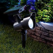 Spotlight Landscape Lighting Moonrays 93380 Premium Output Solar Powered Led Spotlight