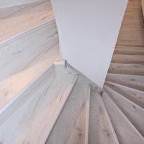 treppe mit laminat verkleiden treppenrenovierung treppensanierung selber machen mit tresabo