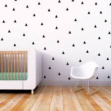 Flower Wall Decals For Nursery by Wall Decals For Nursery Flower And Ladybug Wallpaper Laminate